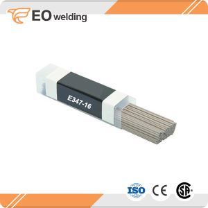 AWS E347-16 Stainless Steel Welding Electrode